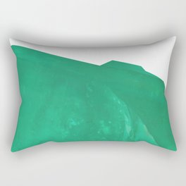 Ultra Emerald Rectangular Pillow