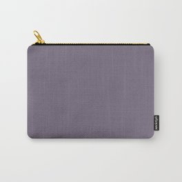 Purple Sage Carry-All Pouch