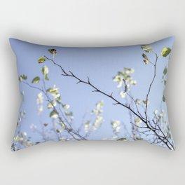 Autumn branches Rectangular Pillow