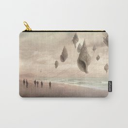 Floating Giants Carry-All Pouch