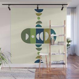 Storm Calka Green Space Wall Mural