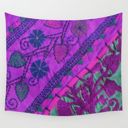 texture /pink  Wall Tapestry