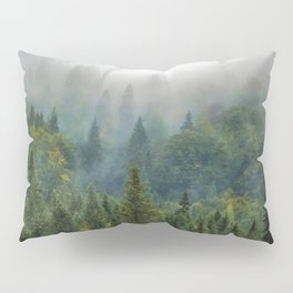 Forest and Fog 03 Pillow Sham