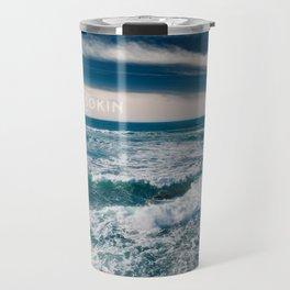 Sunset Cliffs San Diego Travel Mug