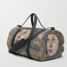 IMAGINARY ASTRONAUT Duffle Bag