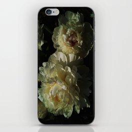 Peony 7 iPhone Skin