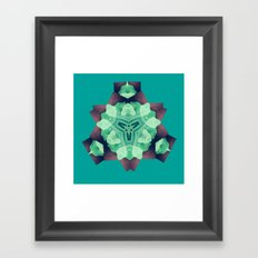 A Sproutin' Framed Art Print