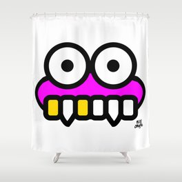 TEEF Shower Curtain