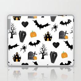 Halloween Pattern Laptop & iPad Skin