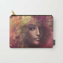 fantasy woman composite Carry-All Pouch