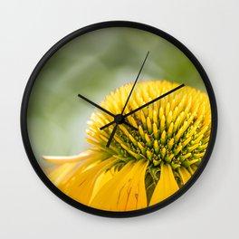 Leuchten im Sommer Wall Clock