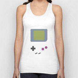 GAME BOY Unisex Tank Top