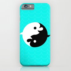 Yin Yang Dolphins iPhone 6s Slim Case