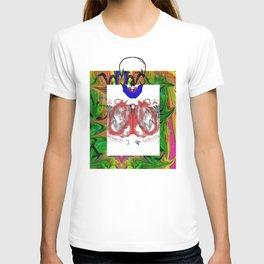 an xray T-shirt