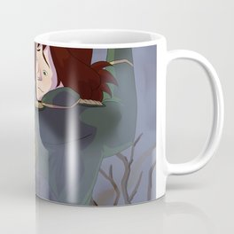 Mountain Divide Coffee Mug