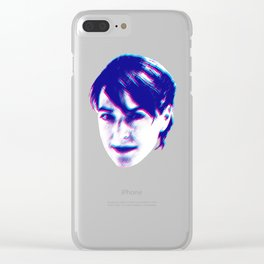 ramsay Clear iPhone Case