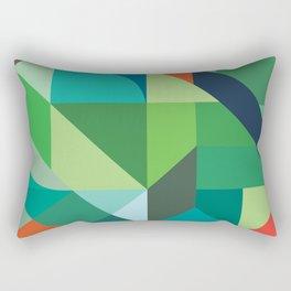 Minimal/Maximal 2 Rectangular Pillow