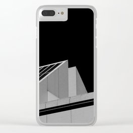 Silent Lucidity Clear iPhone Case