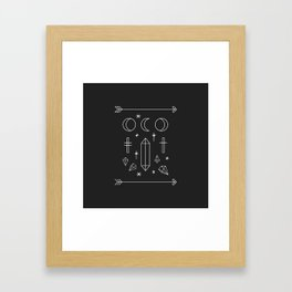 Magic & Mystics Framed Art Print