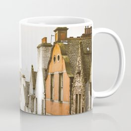 Grassmarket Rooftops Coffee Mug