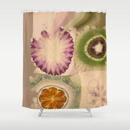 Carpincho Wraith Flower  ID:16165-041255-38370 Shower Curtain