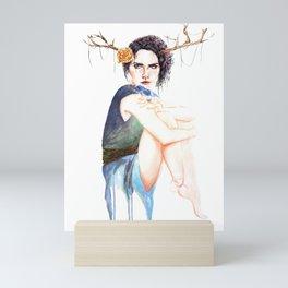 Lana Mini Art Print