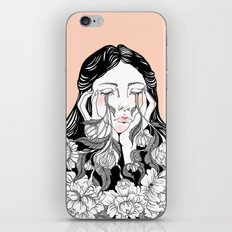 cry me a garden iPhone & iPod Skin