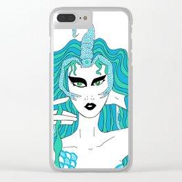 Scorpio / 12 Signs of the Zodiac Clear iPhone Case