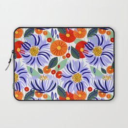 Alia #floral #illustration #botanical Laptop Sleeve