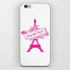 ParisChéri iPhone & iPod Skin