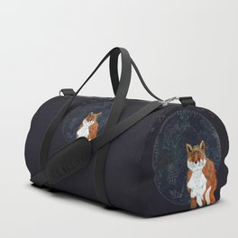 Lunar Kitsune Duffle Bag