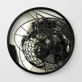 Columbus Circle Wall Clock