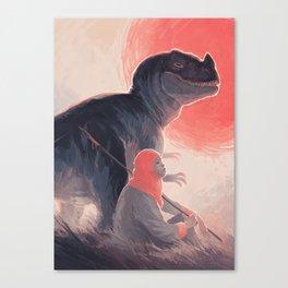 Shepard Canvas Print