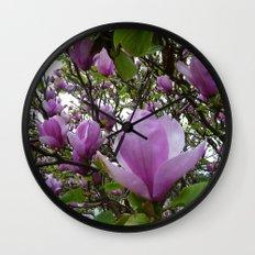 Fresh as Spring Wall Clock