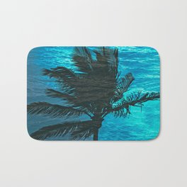 SWIMMING PALM Bath Mat