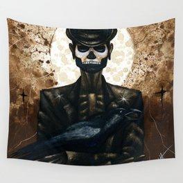 Shadow Man 2 Wall Tapestry