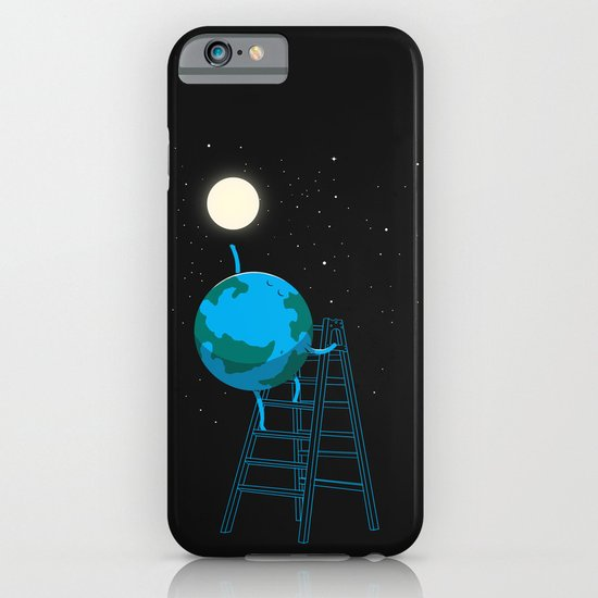 Reach the moon iPhone & iPod Case