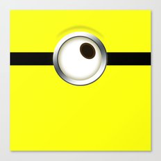 one-eye Canvas Print
