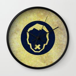 Secret love Wall Clock
