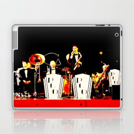 Cotton Club Crooners Laptop & iPad Skin