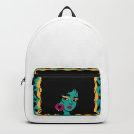 AFRO--GIRL Backpack