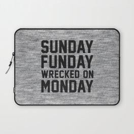 Sunday Funday Laptop Sleeve