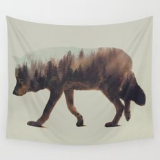 Norwegian Woods: The Wolf Wall Tapestry