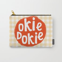 Okie Dokie Gramps Carry-All Pouch