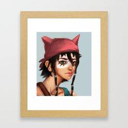 -Kai- Framed Art Print