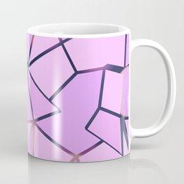 Light pink shiny design Coffee Mug