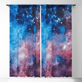 All The Space I Need Blackout Curtain