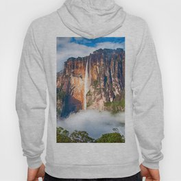 Angel Falls, Venezuela Hoody