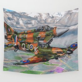 75 Battle of Britain Wall Tapestry