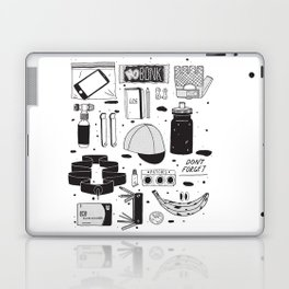DON'T FORGET Laptop & iPad Skin